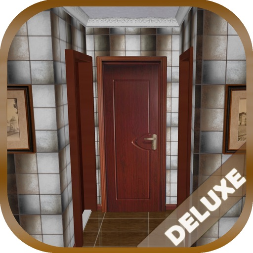 Can You Escape Horror 11 Rooms Deluxe icon