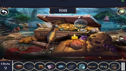 Free Hidden Objects: Treasure Falls screenshot three