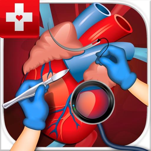 Heart Surgery Simulator - Kids Cardiac Surgeon & Operation Games