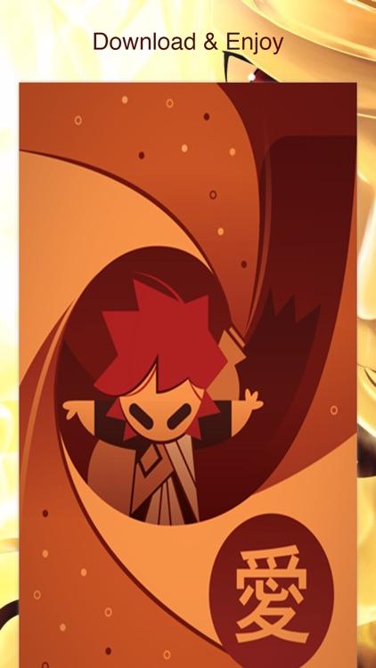 Wallpapes for Naruto Manga Anime Free HD screenshot-4