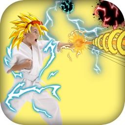 Best Saiyan Cam - Sticker Goku and Vegeta Cartoon Manga For Dragon Ball Unoffical