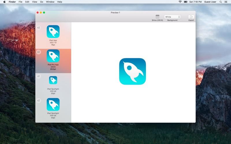 圖標工具箱 IconKit for Mac