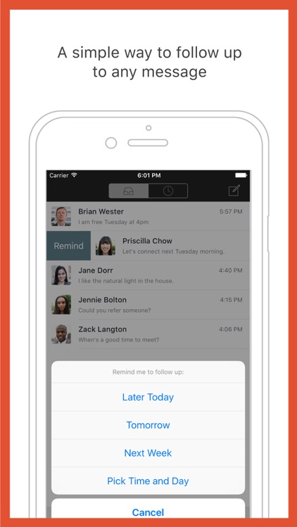 Heymarket Business Messaging screenshot-3