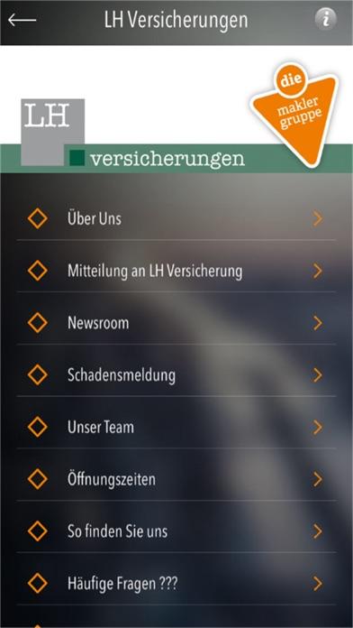 LH VersicherungenScreenshot von 1