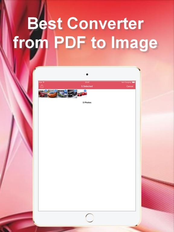 PDF JPEG-コンバータおよびビューアのおすすめ画像4