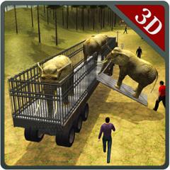 Zoo transport d'animaux camion - Pilote de transport camion dans ce jeu simulateur de conduite