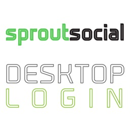 DESKTOP LOGIN for sproutsocial
