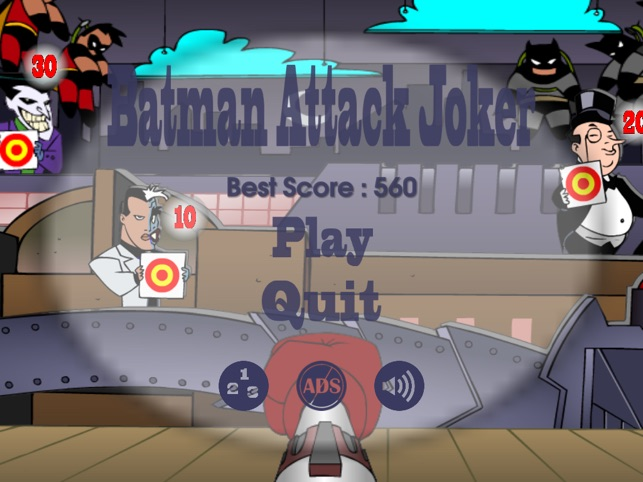 Attack Bad Guys
