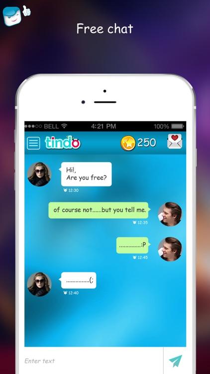 Tindo screenshot-4