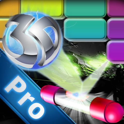 Clash Of Light Ball 3D Pro - Classic Amazing Brick Game icon