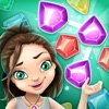 Jewel Mystery Deluxe Match 3: Find the Lost Diamond in the Crazy Colour.s Adventure Mania
