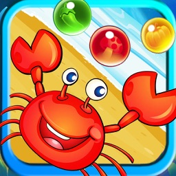 Mr Crab Crush Mania Pro: Bubble Shooter Shark