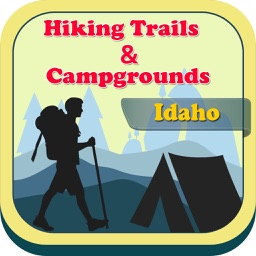 Idaho - Campgrounds & Hiking Trails