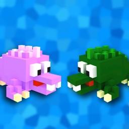 Alligator's Love Affair