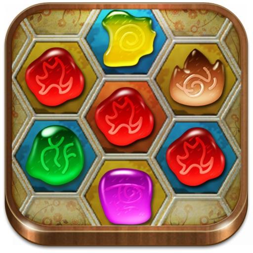 Shoot Jewels: Special Bubble Gem iOS App