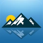 Travel Altimeter Lite - GPS Altitude & Map Elevation - Compass - Barometer icon