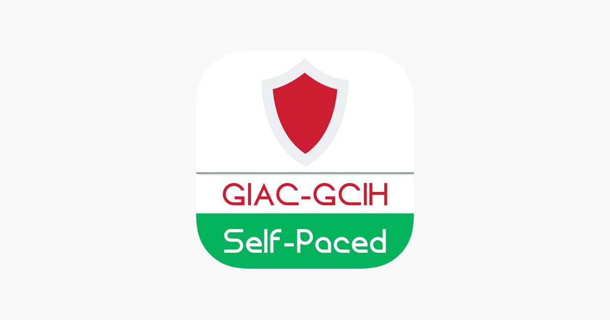 Giac Gcih Certified Incident Handler Gcih On The App Store