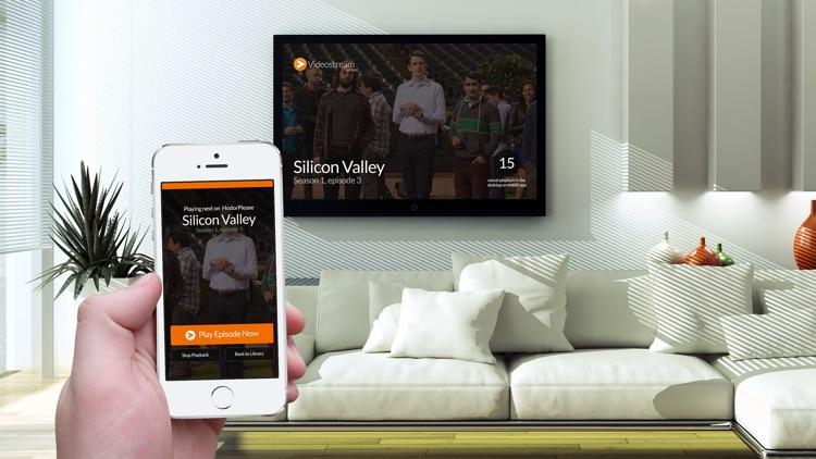 Videostream Mobile for Chromecast screenshot-4