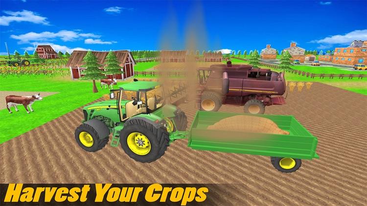 Farming Simulator 3D screenshot-3