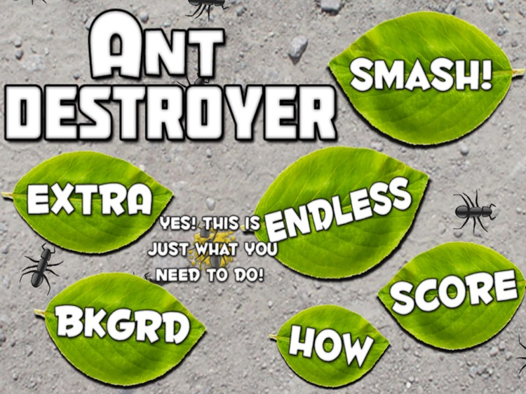 Ant Destroyer HD FREE screenshot-4