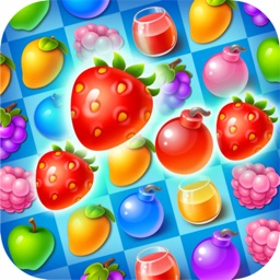Crazy Fruit Free Edition - Puzzle Fruit match 3