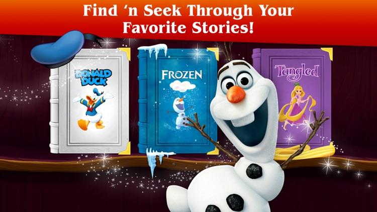 Disney Find 'n Seek