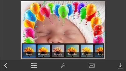 Birthday Photo Frame - Make Awesome Photo using beautiful Photo Frames screenshot three