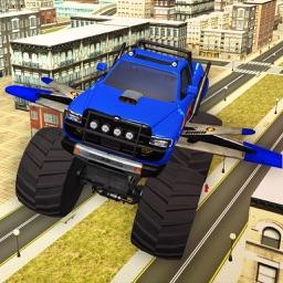 Flying 4x4 Off Road Racing Truck