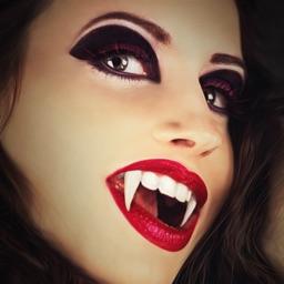 Vampire Camera Photo Editor - Deceit People with Gloomy & Dreadful Mockery Disguise