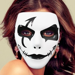 Masquerade Photo Booth - Selfie Camera for MSQRD Instagram ProCamera SimplyHDR