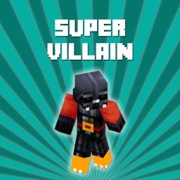 New Super Villain Skins for Minecraft Pocket Edition