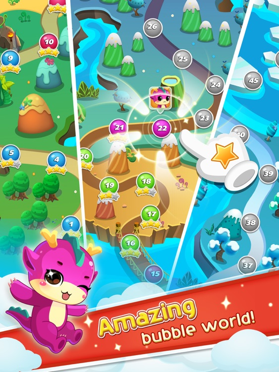 Bubble Shooter - Bubble Pop HD screenshot-4