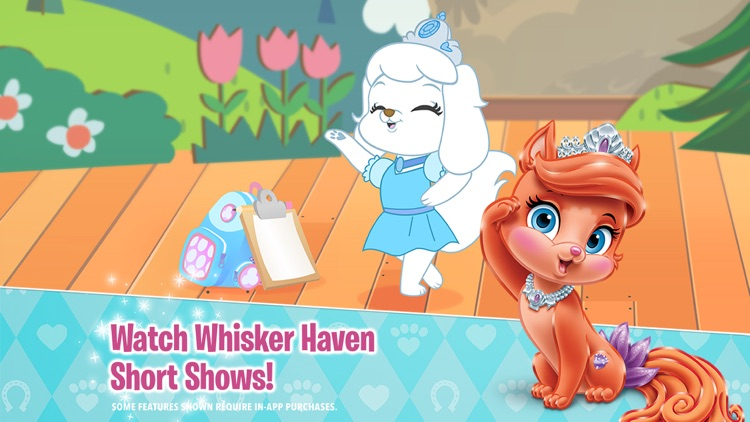 Palace Pets in Whisker Haven screenshot-4