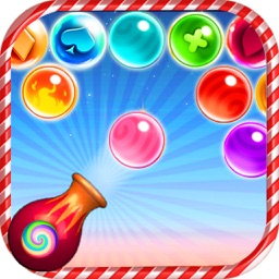 Bubble World: Blash Ball Game