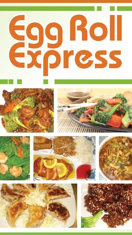 Egg Roll Express - CA
