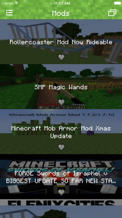 Mods for Minecraft PC Edition - Mod Installer Pocket Guide screenshot-3