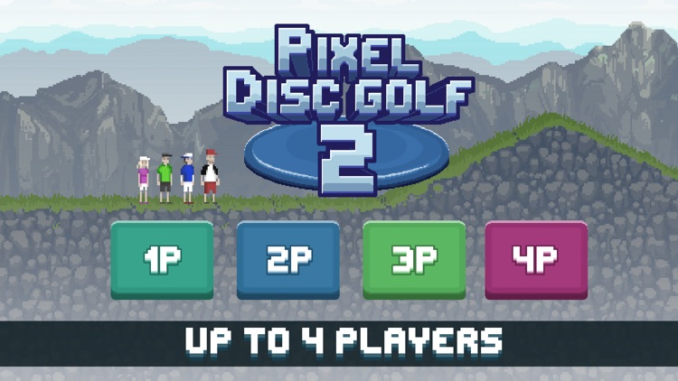 Pixel Disc Golf 2 screenshot-0