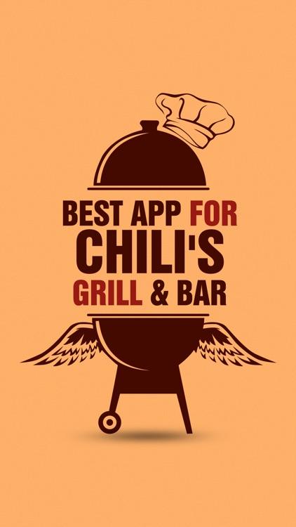 Best App for Chili's Grill & Bar Restaurants