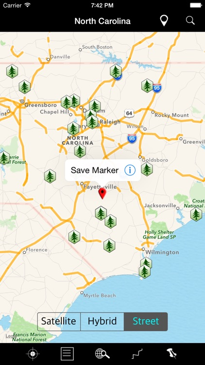 North Carolina State Parks & Recreation Areas screenshot-4