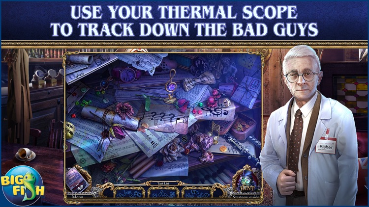 Mystery Trackers: Paxton Creek Avengers - A Mystery Hidden Object Game (Full)
