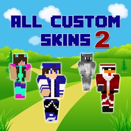 Custom Skins New - Exclusive Collection of Minecraft Pocket Edition