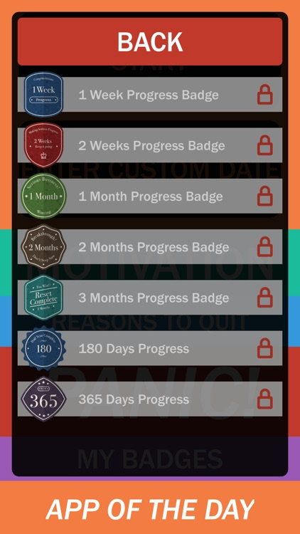 No Coffee Addiction Calendar – Quit coffee and improve your life by joining the no coffee movement! screenshot-4