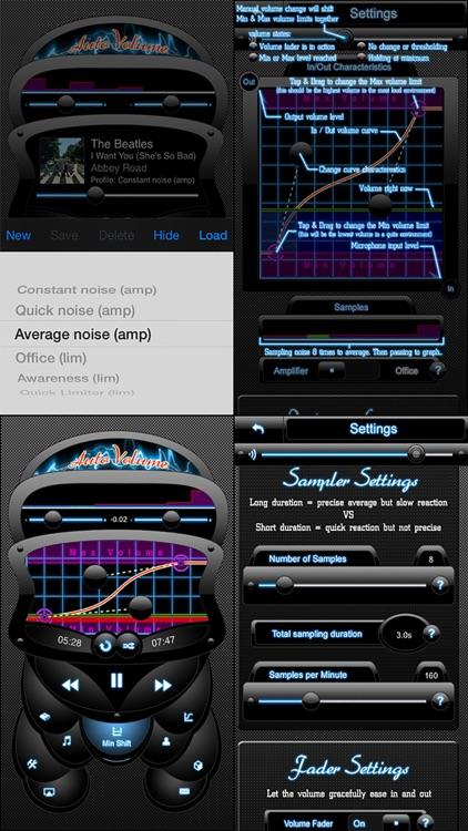 AutoVolume ~ Automatic Volume Control screenshot-3