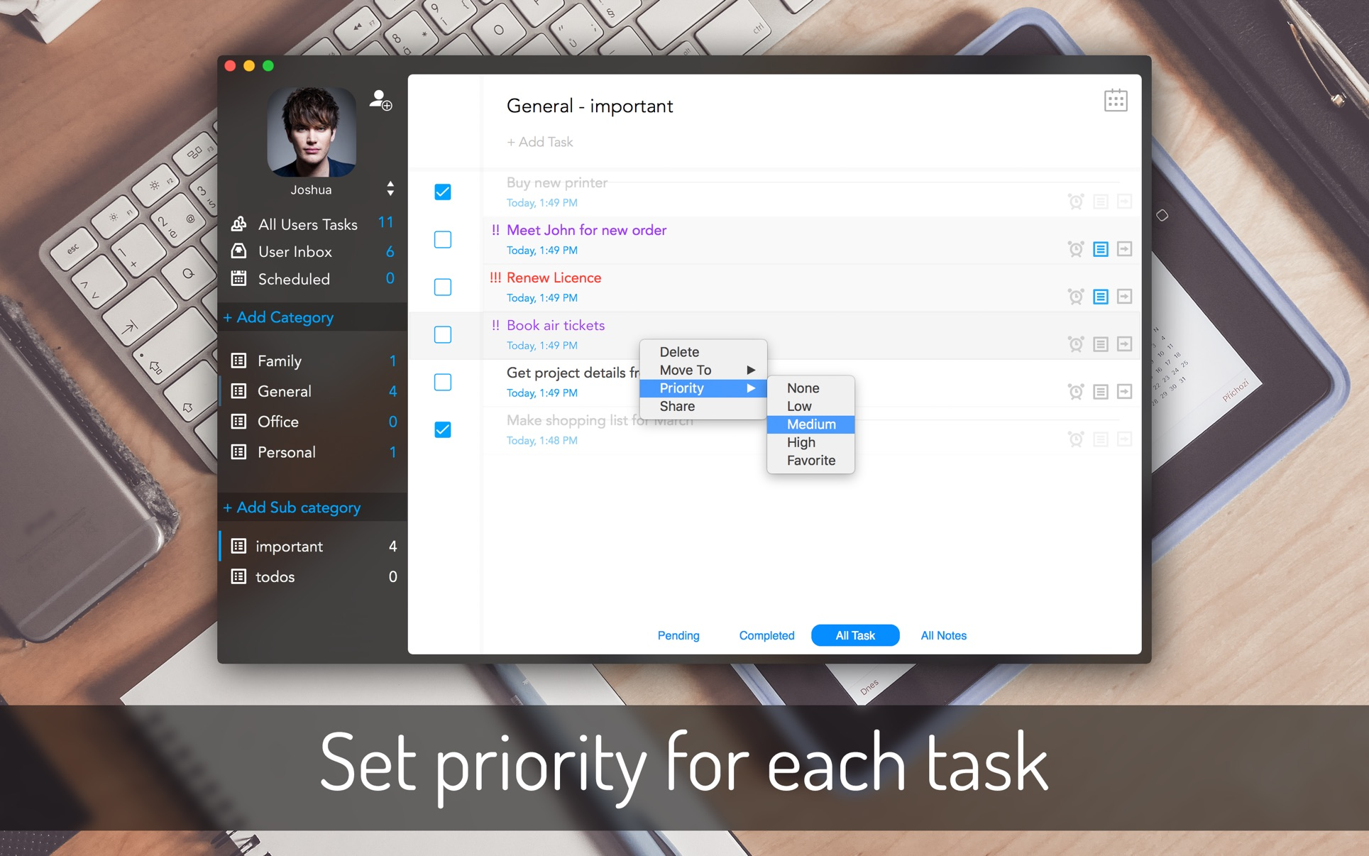 ‎BusinessTasks - Tasks, Notes on the Mac App Store