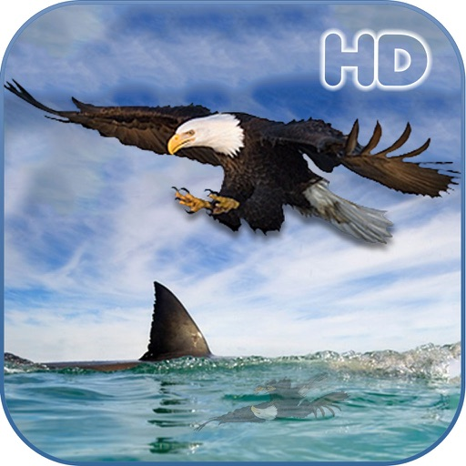 Eagle Fish Hunting : Fishing Simulator free