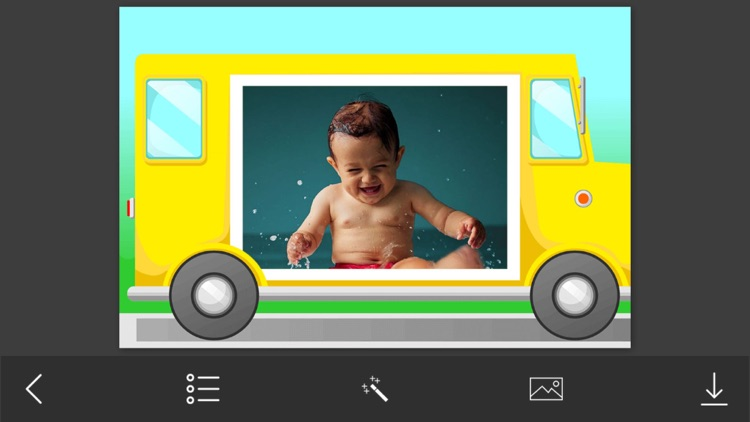 Baby Photo Frames - Creative Frames for your photo screenshot-3