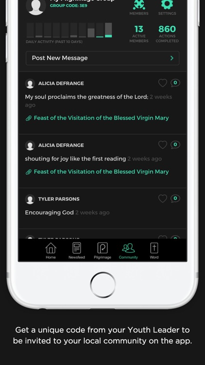 Pilgrimage App screenshot-3