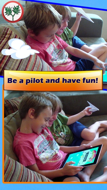 Planes and Airplanes Fun Adventure- A Challenge Play Game for Kids screenshot-3
