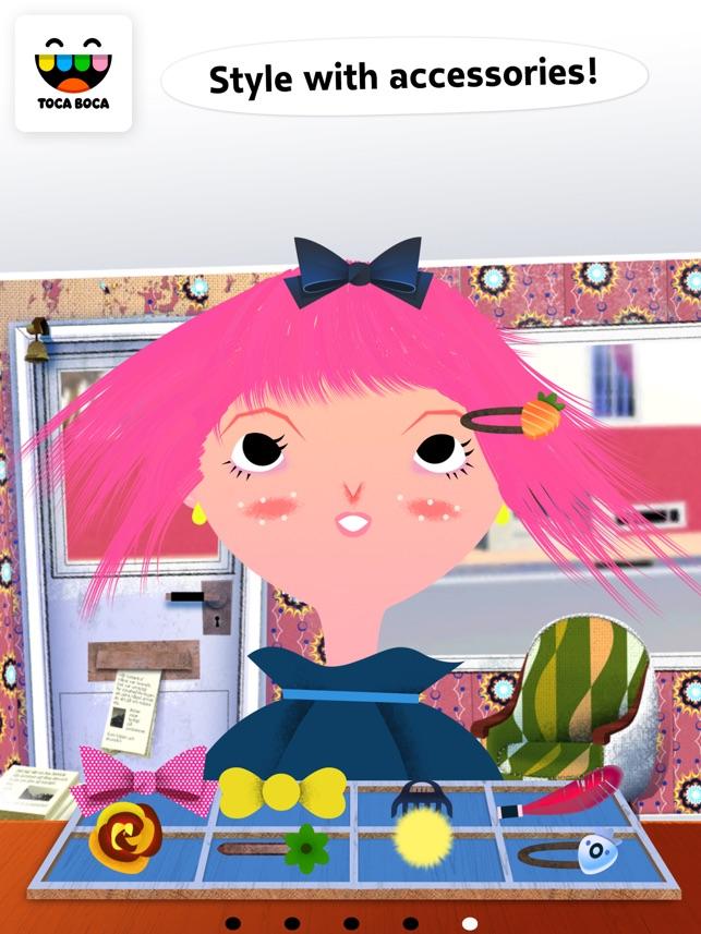 Toca Hair Salon On The App Store