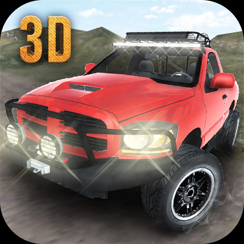 Offroad 4x4 Driving Simulator 3D, Multi level offroad car building and climbing mountains experience Hack Tool